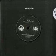 Back View : Nonato & Seu Conjunto / Jose Roberto - CAFUA (7 INCH) - Mr. Bongo / BRZ45074