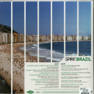 Back View : Various Artists - SPIRIT OF BRAZIL (180G LP) - Wagram / 3357886 / 05166801
