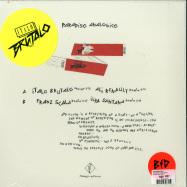 Back View : Italo Brutalo - PARADISO ANALOGICO - Bungalo Disco / BD001