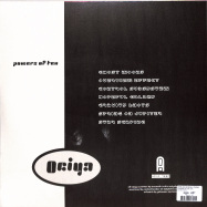 Back View : Ociya aka Patricia & Tin Man - POWERS OF TEN (2LP) - Acid Test / ATLP11