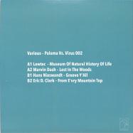 Back View : Lowtec, Marvin Dash, Hans Nieswandt, Eric D. Clark - PALOMA VS. VIRUS 002 - PALOMA / PALOMA002