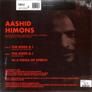 Back View : Aashid Himons - THE GODS & I - Music For Dreams / ZZZV19004