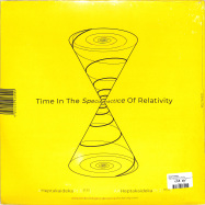 Back View : Rico Puestel - HEPTAKAIDEKA (LP+CD) - Time In The Special Practice Of Relativity / RELTIME01 LP