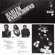 Back View : Harlem Underground Band - HARLEM UNDERGROUND (LP) - Demon / DEMREC675