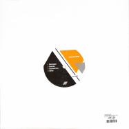 Back View : Yves Bonjour - CHORD ISLAND EP (VINYL ONLY) - Relikt White / RELIKTWHITE001