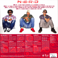 Back View : N.E.R.D. - NOTHING (REISSUE, 180g 2LP) - Universal / 3503773