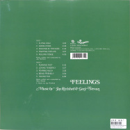 Back View : Jay Richford And Gary Stevan - FEELINGS (LP, 2021 RE-ISSUE) - Be With Records / BEWITH094LP