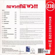 Back View : MOGGI (Piero Umiliani) - NEWS! NEWS! NEWS! (LP) - Musica Per Immagini / MPI-LP005