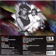 Back View : Masta Ace & MF DOOM - MA DOOM : SON OF YVONNE (2LP) - Fat Beats / FB5157LP