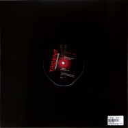Back View : Derek Carr - CROSSROADS/SHINING THROUGH - Trident Recordings / TRECS005