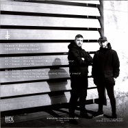 Back View : Surit (NX1), Samot (NX1) - MIND RELEGION (MOTIVE POWER, CRYSTAL GEOMETRY RMXS) - HEX Recordings / HEX007