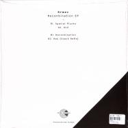 Back View : Armec - RECONBINATION EP - Furthur Electronix / FE058