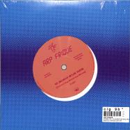 Back View : ARP Frique - NYAME YE / OI QUEM QUE NOS (RSD 2021 DROP 2, 7 INCH) - Rush Hour / RH-Store Jams 016