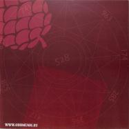 Back View : OdD - THE HEXACHORD EP (180 G VINYL, B-STOCK) - OdD Music / OM009 / OM 009
