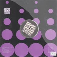 Back View : Funk Ensamble - SKUNK - Purple Music Tracks / PT021