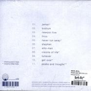 PEAKS AND TROUGHS (CD)