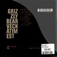 Back View : Grizzly Bear - VECKATIMEST (CD) - Warp / 32201822