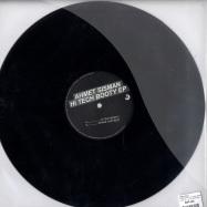 Back View : Ahmet Sisman - HI TECH BOOTY EP (BLACK VINYL) - Stock5 LTD / Stock5ltd004repress