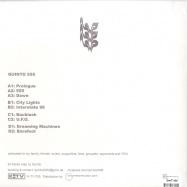 Back View : Quinto - 555 (VINYL ONLY 2x12 LP) - K-TV Recordings / KTV005LP