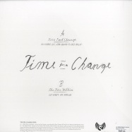 Back View : Guy Gerber Presents Various Artists - TIME FOR A CHANGE - Supplement Facts / SFR025
