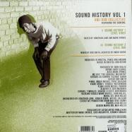 SOUND HISTORY VOL. 1