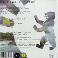 SECRET ISLAND NATION FESTIVAL (BLUE VINYL)