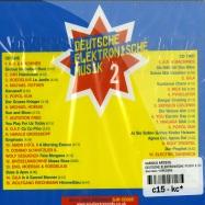 DEUTSCHE ELEKTRONISCHE MUSIK 2 (2CD)