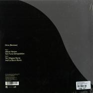 Back View : Tomorrows World - DRIVE EP (REMIXES) (10 INCH) - Naive / nv827662