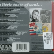 A LITTLE TASTE OF SOUL VOL.1 (CD)