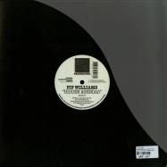 Back View : Pip Williams - HIDDEN AGENDAS EP (VINYL ONLY) - Pareidolia Recordings / PAREIDOLIA001