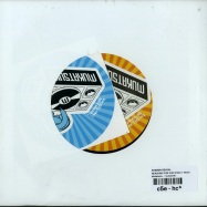 Back View : Sharon Revoal - REACHING FOR OUR STAR (7 INCH) - Mukatsuku  / mukat036