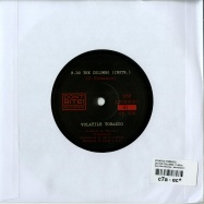 Back View : Volatile Tobasco - DO THE COLUMBO (7 INCH) - Dont Bite Records / dbrltded007