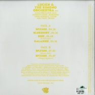 Back View : Lucien & The Kimono Orchestra - SP2500 - Cracki Records / Cracki030