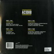 Back View : DJ Pierre presents - ACID 88 (2X12 INCH) - Jack Trax Records / AAT014