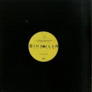 Back View : Various Artists - VA 1 EP - Singular Records / SING-V1
