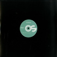 Back View : Miguel Puente - PPP EP (VINYL ONLY) - Outstrip Wax / OSW04