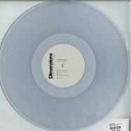 Back View : Kerem Akdag - KEREM AKDAG LP (CLEAR VINYL) - Dimensions / Direct005