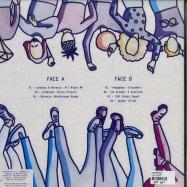 Back View : Various Artists - PARTIE DE PLAISIR - Petrole / PTRL008