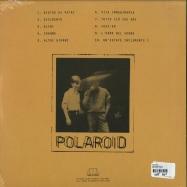 Back View : Polaroid - SENZA RESPIRO (LP) - Dark Entries / DE219