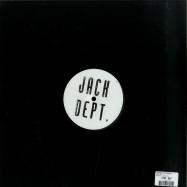 Back View : Hoshina Anniversary - A CID EP - Jack Dept / JACKDEPT011