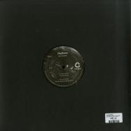 Back View : Milo McBride - DAFOSSE (REFRACTED REMIX) - Concrete Records LTD / CLTD010