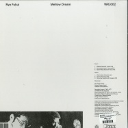 Back View : Ryo Fukui - MELLOW DREAM (REG VERSION, HALF SPEED MASTERING) - We Release Jazz / WRJ002-REG