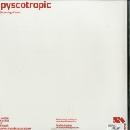 Back View : Lil Mark - PSYCHOTROPIC EP (140 G VINYL) - Nicetraxuk / NICE 007