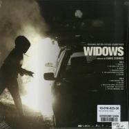 Back View : Hans Zimmer - WIDOWS O.S.T. (LP) - Milan Music / 8817721