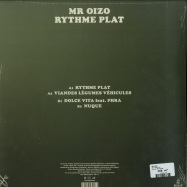 Back View : Mr. Oizo - RYTHME PLAT - Because / BEC5543906
