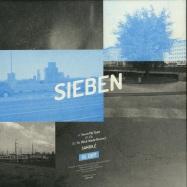 Back View : Sandile - SIEBEN (INCL. RICK WADE REMIX) - Im In LOVE / IIL007