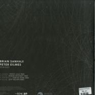 Back View : Brian Sanhaji & Peter Eilmes - REMIXED (HEIKO LAUX / ANDRE KRONERT / DENISE RABE / JEFF RUSHIN RMXS) - Sensor / SEN005