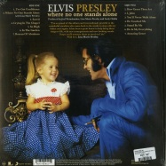Back View : Elvis Presley - WHERE NO ONE STANDS ALONE (LP + MP3) - RCA Records / 8316370