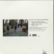 Back View : Our Girl - LIVE AT ST PANCRAS OLD CHURCH (LTD CLEAR LP) - Cannibal Hymns / HYMNS21