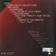 Back View : Xoa - WAY WEST (LP) - Five Easy Pieces / FEP028 / 05176201